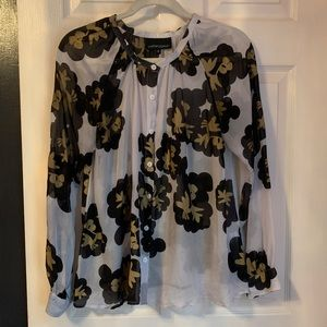 Cynthia Rowley Silk Blouse